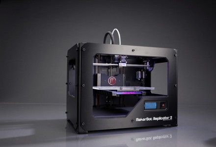 The MakerBot 2